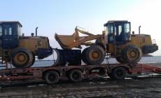 Новый фронтальный погрузчик XCMG на службе сахалинских дорог